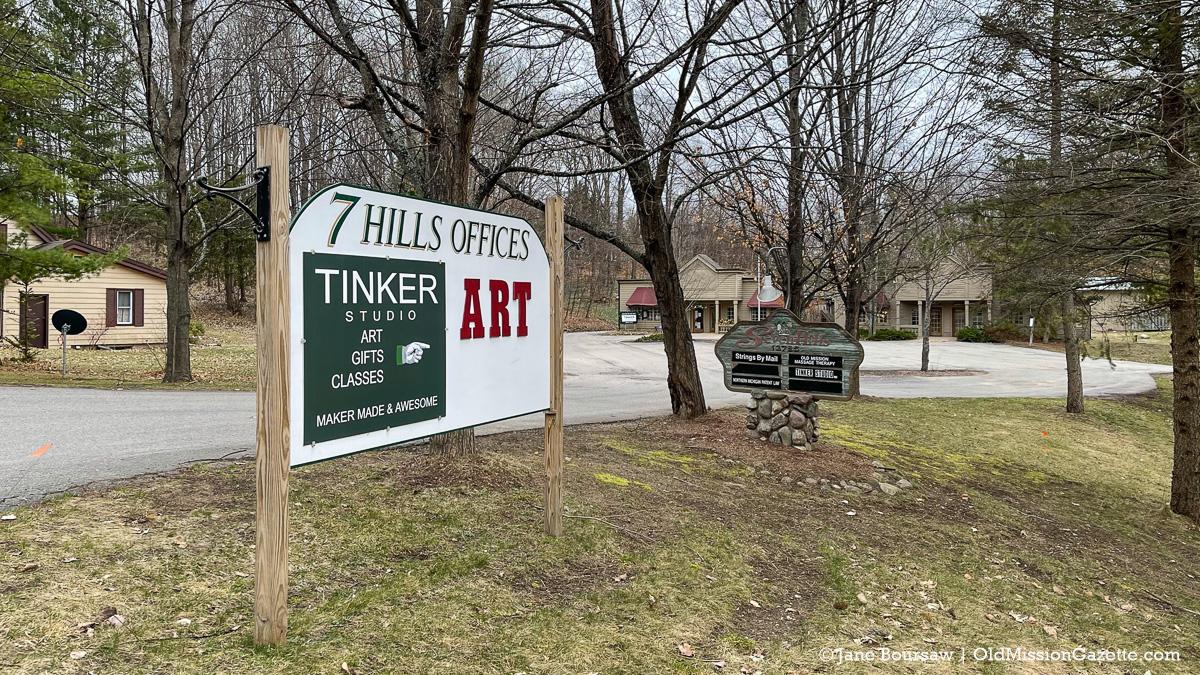 Seven Hills Redevelopment Project on the Old Mission Peninsula | Jane Boursaw Photo