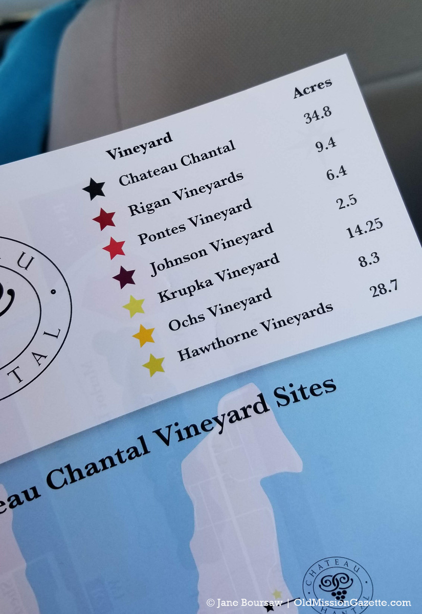 Chateau Chantal Johnson Farms | Jane Boursaw Photo