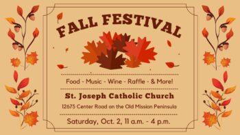 Fall Festival at St. Joe's @ St. Joseph Catholic Church