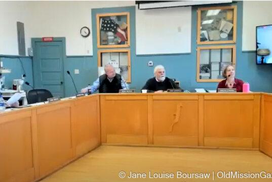 Peninsula Township hires new planner Jennifer Cram   Jane Boursaw Photo