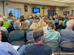 Peninsula Township Board rejects Wineries of Old Mission Peninsula settlement   Jane Boursaw Photo
