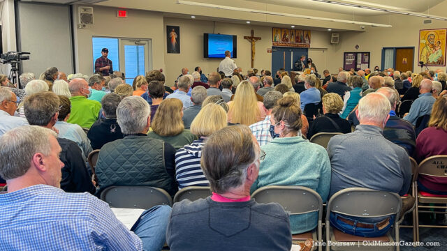 Peninsula Township Board rejects Wineries of Old Mission Peninsula settlement | Jane Boursaw Photo